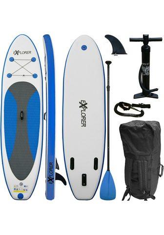EXPLORER Inflatable SUP-Board » SUP 300 blau« (...