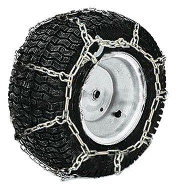 """MTD Schneeketten für Traktoren mit Reifengröße: 20""""x8 cm"""