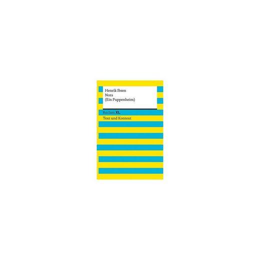 Reclam Verlag Nora (Ein Puppenheim)