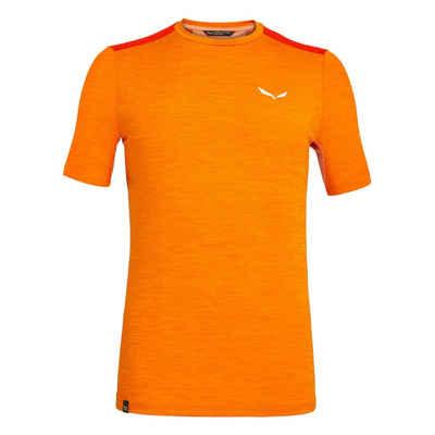 Salewa T-Shirt »Pedroc Hybrid 2 Dry Short-Sleeve Tee (Herren) - Salewa«