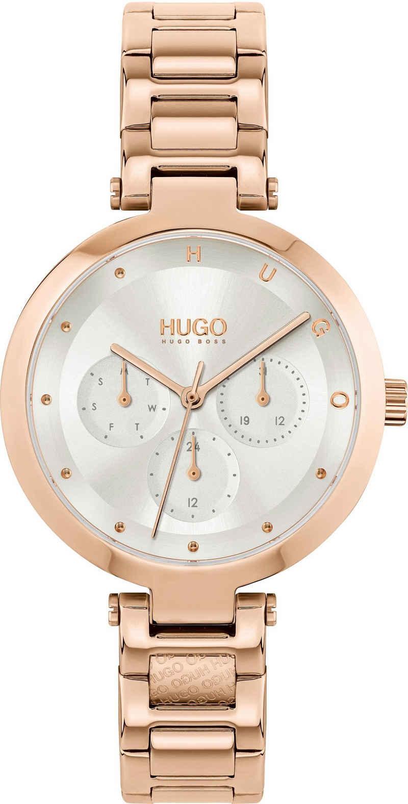 HUGO Multifunktionsuhr »#HOPE MULTI, 1540087«