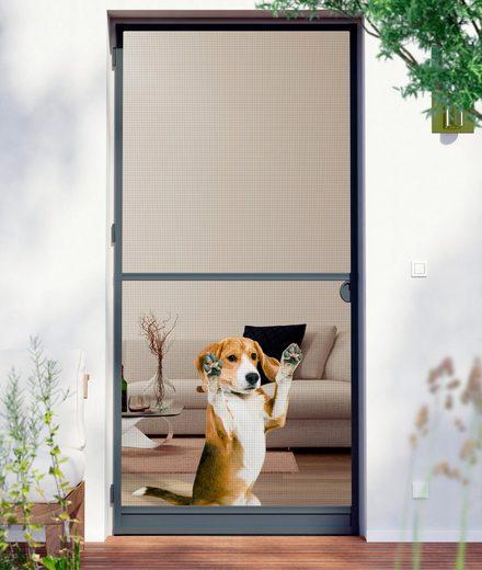 WINDHAGER Insektenschutz-Tür »Z21 mit Krallenschutz«, BxH: 120x150 cm