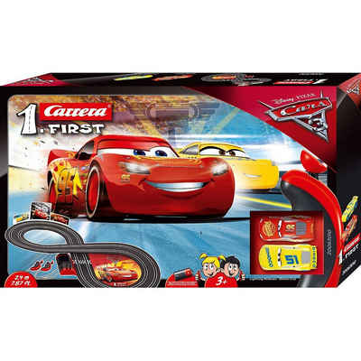 Carrera® Autorennbahn »Carrera First - Disney·Pixar Cars 3«