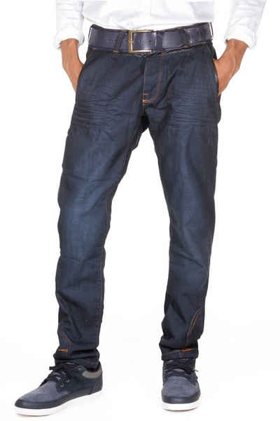 Bright Jeans Straight-Jeans