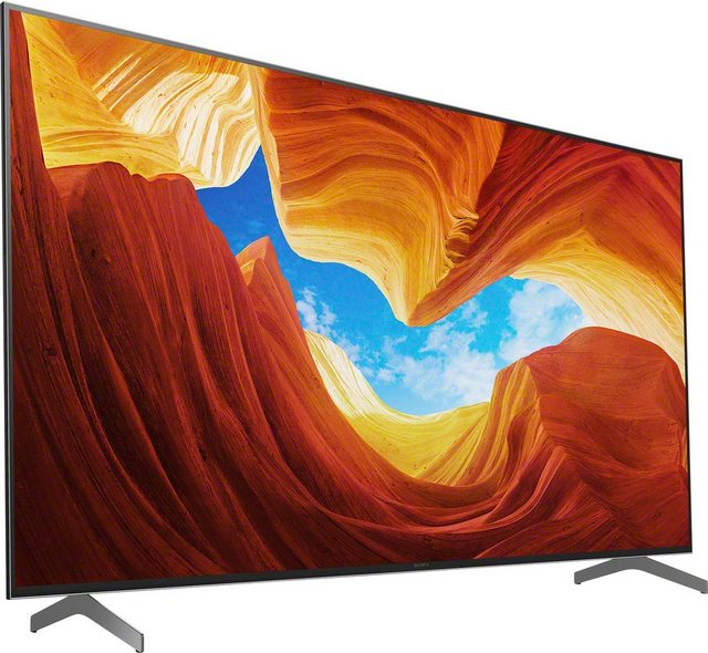 Sony KD55XH9005BAEP LCD-LED Fernseher (139 cm/55 Zoll, 4K Ultra HD, Android TV)