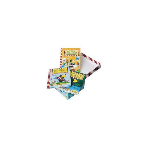 Thienemann Esslinger Verlag Der kleine Rabe Socke: Sockes rabenstarke Schul-Kiste