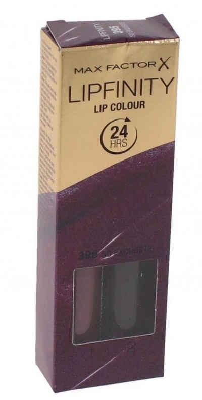 MAX FACTOR Lippenstift »Max Factor Lipfinity Lippenstift - 395 So Exquisite«