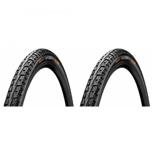 CONTINENTAL Fahrradreifen »2 x Reifen Conti RideTour 28x1.60«