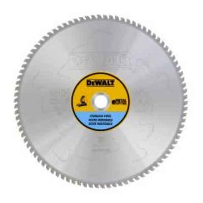 DeWalt Kreissägeblatt »Ø 355mm Metall-Kreissägeblatt 25.4mm, Zähe 90TFZ+«