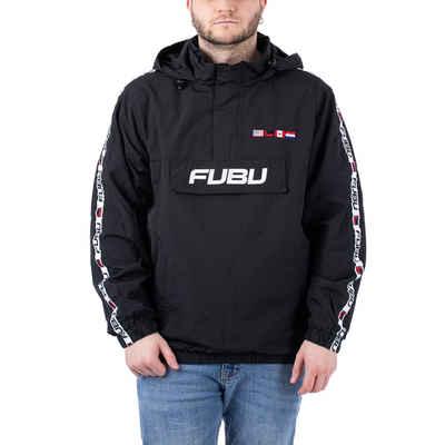 Fubu Sweatshirt »FUBU Corporate Windbreaker Jacket«