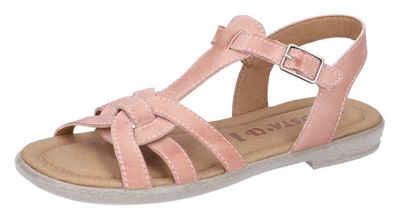 Ricosta »Birte WMS-Weite: mittel« Sandale mit Klettverschluss