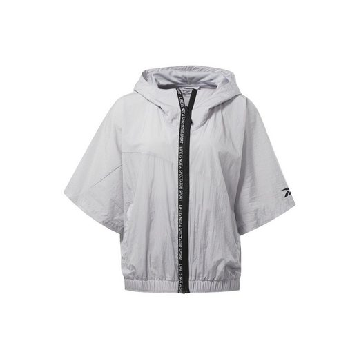 Reebok Sweatjacke »Woven Short-Sleeve Jacket«