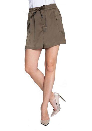Zhrill Casualpants »Georgia« Zhrill Damen Kurze Culotte Shorts Regular Fit Georgia