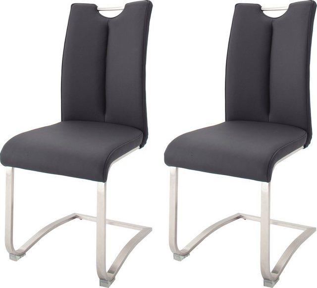 Stühle und Bänke - MCA furniture Freischwinger »Artos« 2er Set  - Onlineshop OTTO