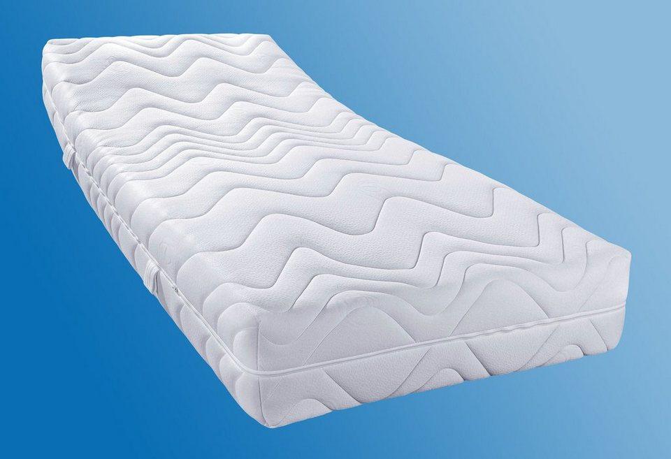 komfortschaummatratze luxuria ks beco 20 cm hoch raumgewicht 28 1 tlg ein preis f r. Black Bedroom Furniture Sets. Home Design Ideas