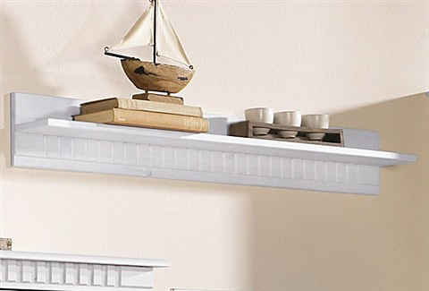 Home affaire Wandboard »Cubrix«, aus massivem Kiefernholz, in zwei unterschiedlichen Breiten