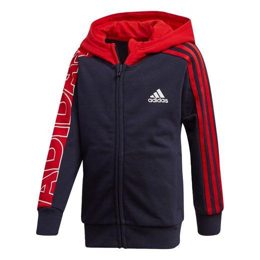 adidas Performance Trainingsjacke »Branded Knit Kapuzenjacke«