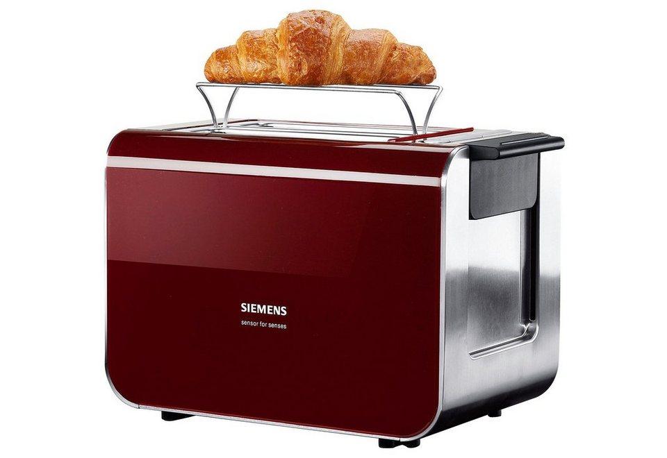 siemens toaster sensor for senses f r 2 scheiben 860 w. Black Bedroom Furniture Sets. Home Design Ideas