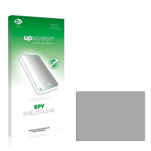 upscreen Schutzfolie »für FujiFilm FinePix S9200«, Folie Schutzfolie Sichtschutz klar anti-spy