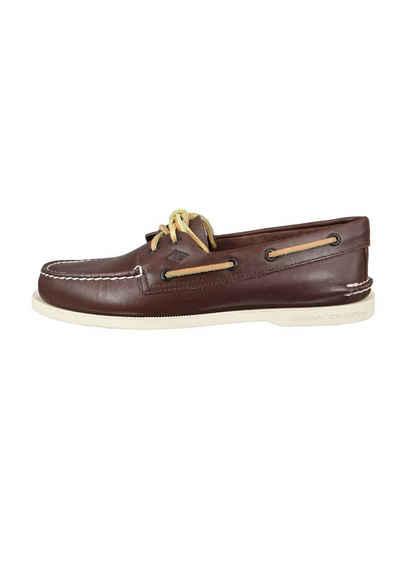 Sperry »0195115 A/O Classic Brown« Schnürschuh