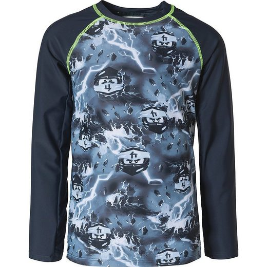 LEGO® Wear Bade-Shirt »Schwimmshirt LWTIAS 311 mit UV-Schutz für Jungen«