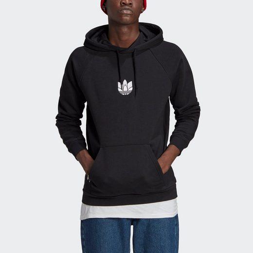 adidas Originals Hoodie »ADICOLOR 3D TREFOIL GRAPHIC«