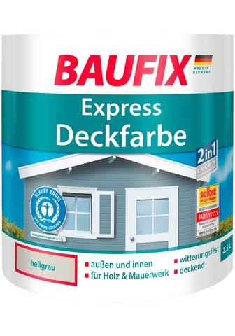 Baufix Lack 25 Liter grau