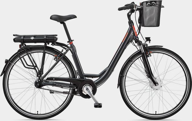 E-Bike »RC657 Multitalent«, 7 Gang Shimano Nexus Schaltwerk, Nabenschaltung, Frontmotor 250 W