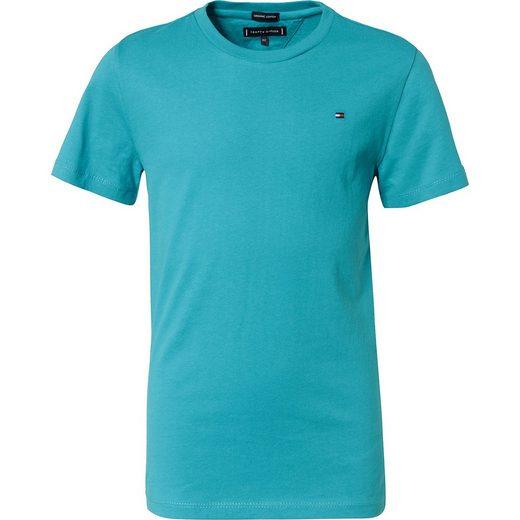 TOMMY HILFIGER T-Shirt für Jungen, Organic Cotton