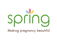 spring maternity