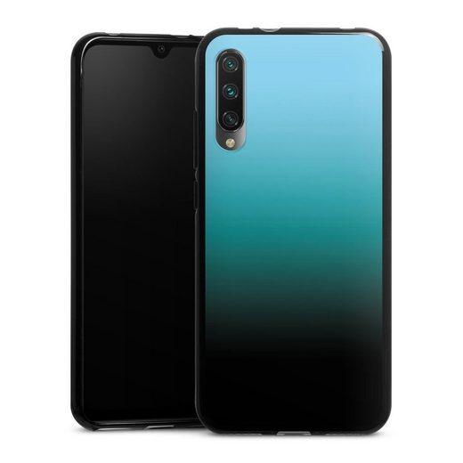 DeinDesign Handyhülle »Modern Darkness« Xiaomi Mi A3, Hülle zweifarbig Farbverlauf schwarz