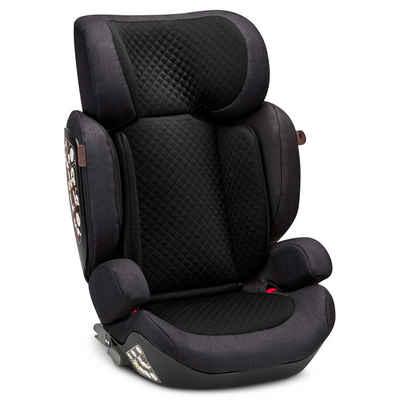 ABC Design Autokindersitz »Mallow - Diamond Edition - Black«, 7.2 kg, (1-tlg), Gruppe 2/3 Kinder Autositz - ab 3 Jahre (15-36 kg)