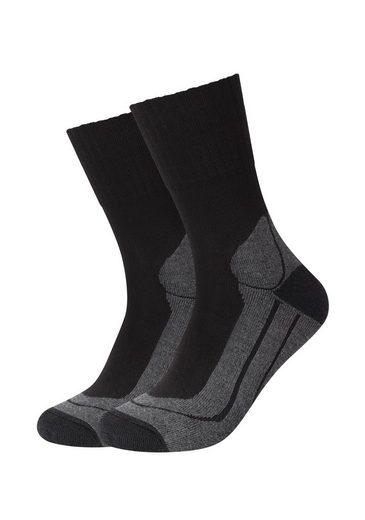 Camano Socken (2-Paar) in dezentem Design