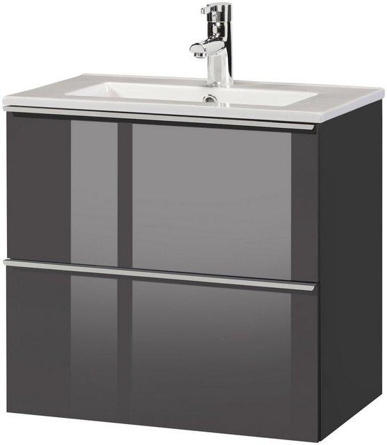 Waschtische - CYGNUS BATH Waschtisch »Malaga 600«, Breite 60 cm, Tiefe 36 cm, SlimLine  - Onlineshop OTTO