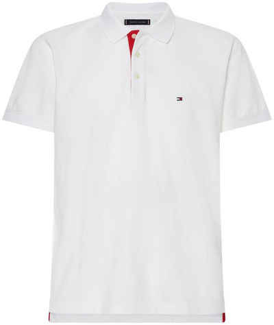 Tommy Hilfiger Poloshirt »CONTRAST PLACKET REGULAR POLO«