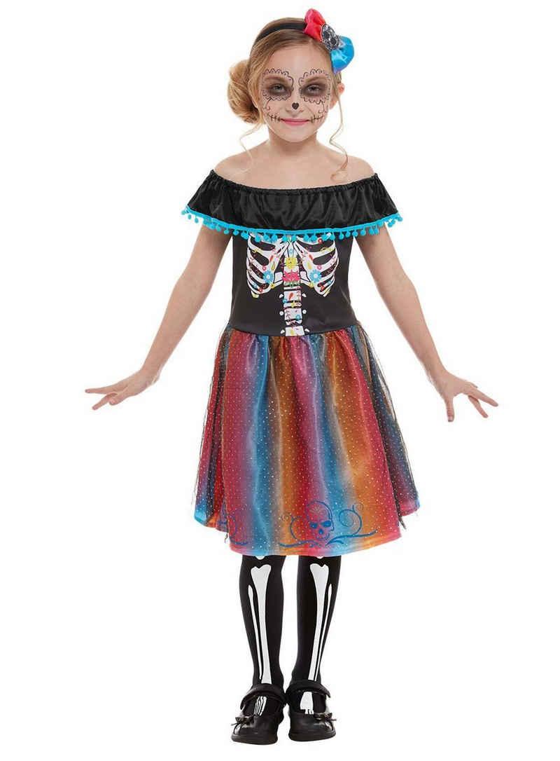 Smiffys Kostüm »Neon Tag der Toten«