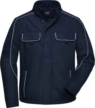James & Nicholson Softshelljacke »Workwear Softshell Jacke auch in Übergröße FaS50884«