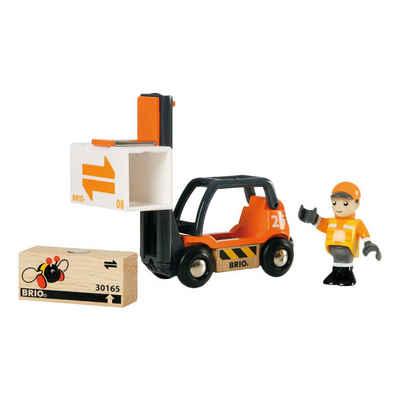 BRIO® Spielzeug-Gabelstapler »4-tlg.«
