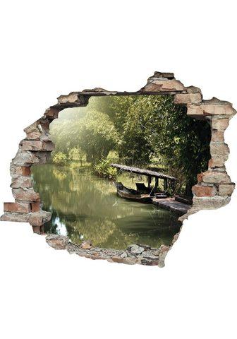 queence Wandtattoo »Fluss« (1 vienetai)