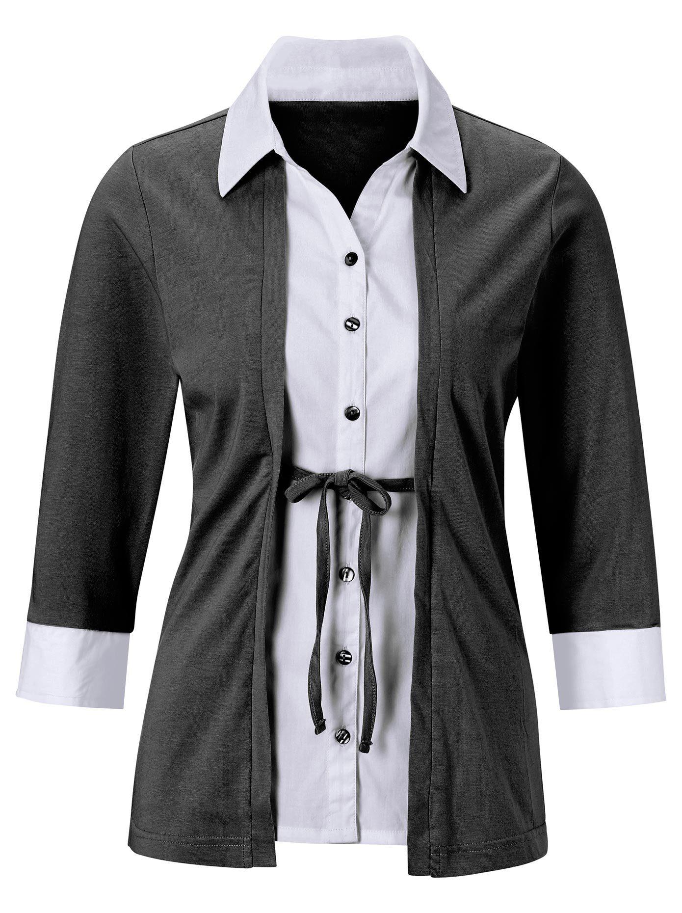 Casual Looks 2-in-1-Shirt online kaufen TPhiua N1Y0OD