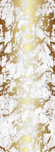 QUEENCE Vinyltapete »Caleb«, 90 x 250 cm, selbstklebend