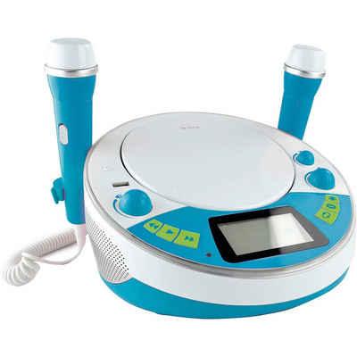 X4-TECH »X4-TECH Kinder CD-Player Bobby Joey Jambox blau« CD-Player