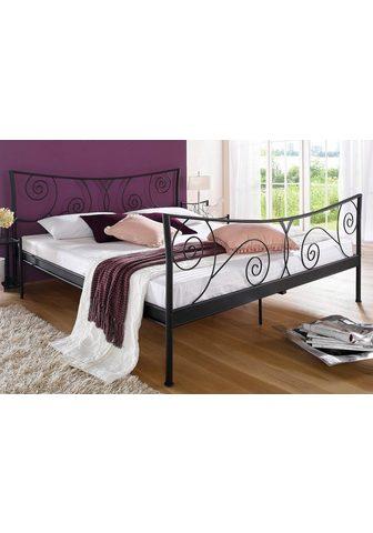 HOME AFFAIRE Metalinė lova »Princess«