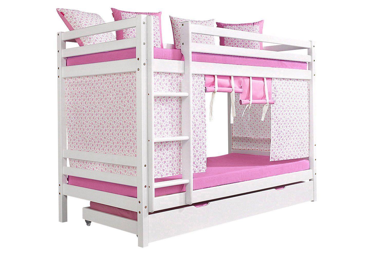 Etagenbett Weiß Metall : Etagenbett doppelstockbett online kaufen stockbett otto