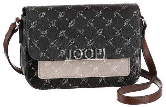 Joop! Mini Bag »flora misto uma«, mit schickem Allover-Print und goldfarbenen Details