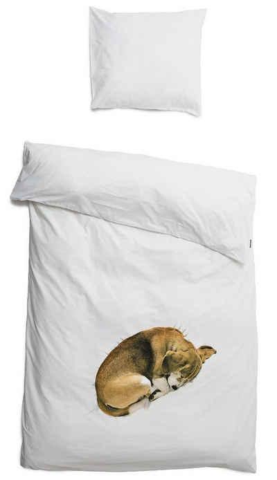Bettwäsche »Snurk Bettwäsche Bob 135 x 200 cm 100% Baumwolle«, Snurk