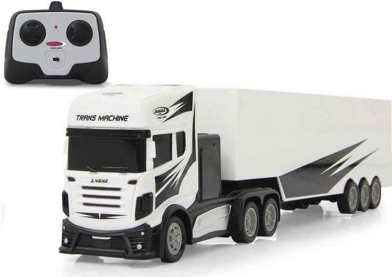 Jamara RC-LKW »Container LKW, Europa 1:34 - 2,4 GHz«