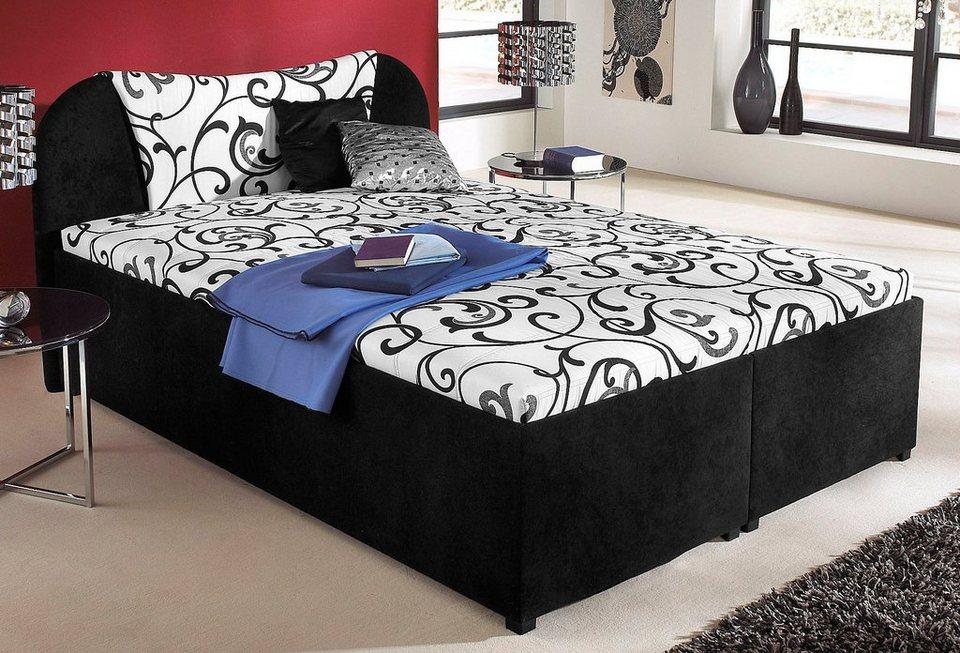 polsterbett breckle online kaufen otto. Black Bedroom Furniture Sets. Home Design Ideas