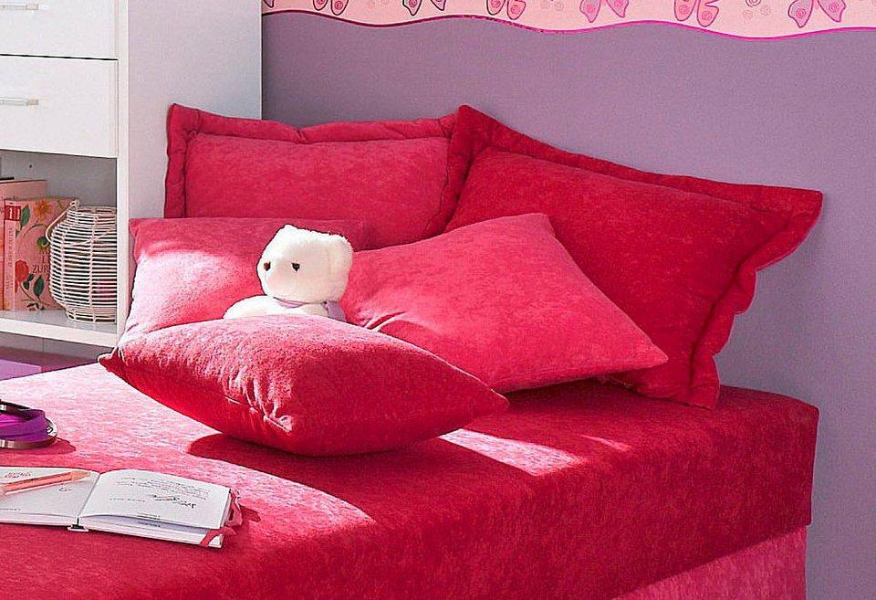 hapo Kissen-Set (2-tlg.) in pink