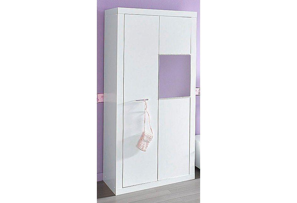 Wimex Kleiderschrank in weiß